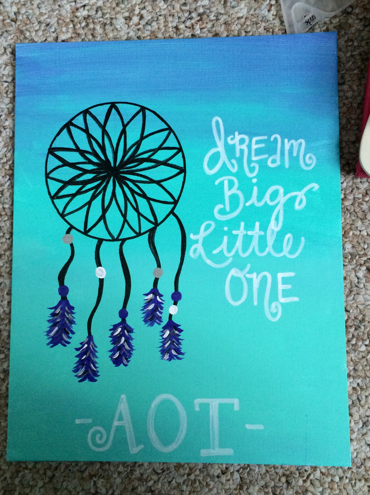 Kappa delta big little week and reveal space place for Sorority crafts for little